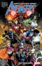 Avengers by Jason Aaron Vol. 1: The Final Host