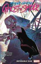 Spider-gwen: Ghost-spider Vol. 2: The Impossible Year