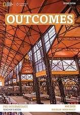 Outcomes Pre-Intermediate: Teacher's Book with Class Audio CD