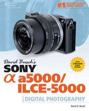 David Busch S Sony Alpha A5000/Ilce-5000 Guide to Digital Photography:  An Integrative Model