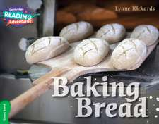Baking Bread Green Band