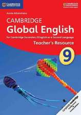 Cambridge Global English Stage 9 Teacher's Resource CD-ROM: for Cambridge Secondary 1 English as a Second Language