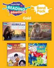 Cambridge Reading Adventures Gold Band Pack of 7