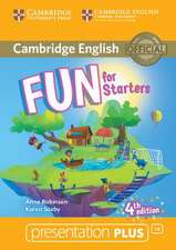 Fun for Starters Presentation Plus DVD-ROM