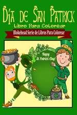 Dia de San Patrick Libro Para Colorear
