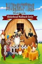 Bauernhoftiere Malbuch