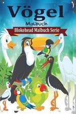 Vogel Malbuch
