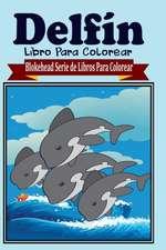 Delfin Libro Para Colorear