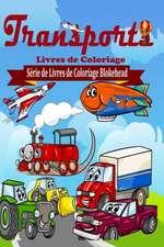 Transports Livres de Coloriage