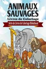 Animaux Sauvages Livres de Coloriage