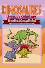 Dinosaures Livres de Coloriage