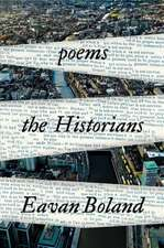 The Historians – Poems