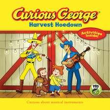 Curious George Harvest Hoedown (CGTV 8 x 8)