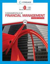 Fundamentals of Financial Management, Concise Edition