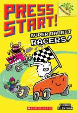 Super Rabbit Racers!: A Branches Book (Press Start! #3), Volume 3