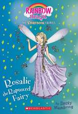 Rosalie the Rapunzel Fairy: A Rainbow Magic Book (Storybook Fairies #3)