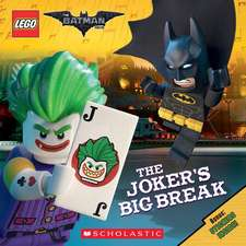 8x8 #1 (the Lego Batman Movie)