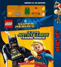 Official Justice League Training Manual (Lego DC Comics Super Heroes)