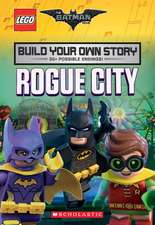 Build Your Own Story (the Lego Batman Movie)