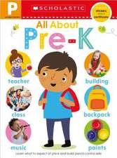 Get Ready for Pre-K Skills Workbook