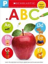 Pre-K Skills Workbook