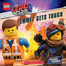 The Lego Movie 2: Emmet Gets Tough [With Stickers]