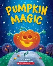 Pumpkin Magic (a Halloween Adventure)
