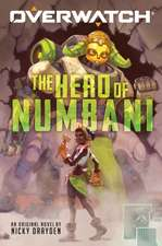 Hero of Numbani (Overwatch)