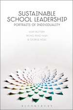 Sustainable School Leadership: Portraits of Individuality