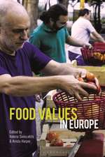 Food Values in Europe