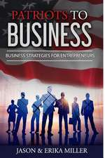 Patriots to Business