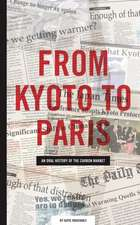 From Kyoto to Paris