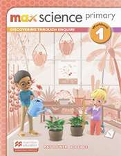 Max Science primary Workbook 1