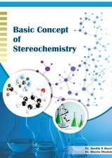 Basic Concept of Stereochemistry