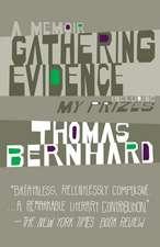 Gathering Evidence/My Prizes