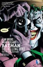 The Killing Joke:  Preludes and Knock-Knock Jokes