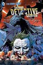 Batman:  Faces of Death (the New 52)