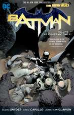 The Court of Owls:  Aftermath