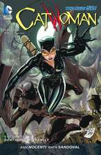 Catwoman Vol. 3:  Death of the Family (the New 52)