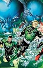 Green Lantern Corps, Volume 3:  Willpower