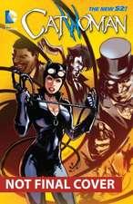 Gotham Underground:  Gold Standard (the New 52)