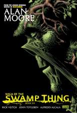 Saga of the Swamp Thing Book 6:  Rise of the Brainiac
