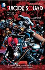 Walled in:  Setting Son (the New 52)