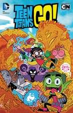 Teen Titans Go!, Volume 1:  Party!, Party!