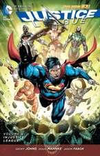 Justice League, Volume 6:  Injustice League