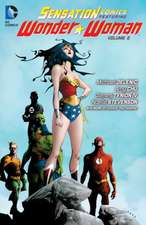 Sensation Comics Featuring Wonder Woman, Volume 2:  Reborn