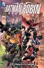 Batman and Robin Eternal, Volume 1:  Quiver (New Edition)