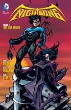 Nightwing, Volume 4:  Blood Island