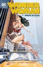 Wonder Woman by Greg Rucka Vol. 1:  Dark Archer