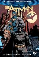 Batman Vol. 1 & 2 Deluxe Edition (Rebirth)